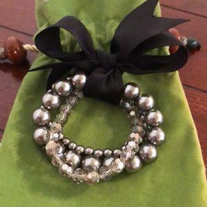 LOFT Set of Three Bracelets